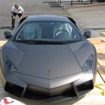Lamborghini Reventon Exporting